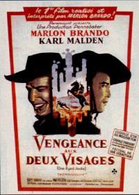 Poster La Vengeance aux deux visages 9687